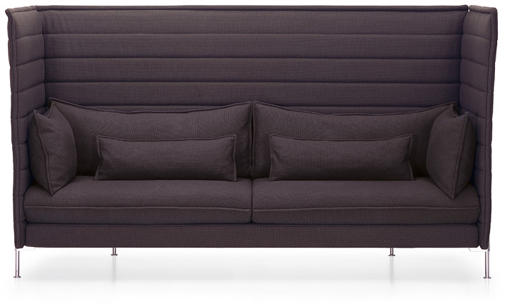 vitra sofas kaufen vitrapoint d sseldorf. Black Bedroom Furniture Sets. Home Design Ideas