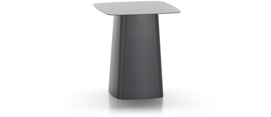 Outlet vitra Metal Side Table M braun