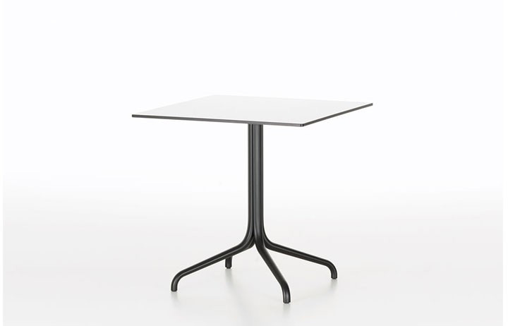 Belleville Table, quadratisch