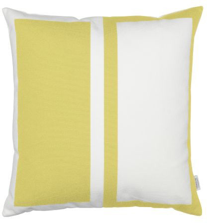 Graphic Print Pillows: Rectangles/Circle mustard/pink