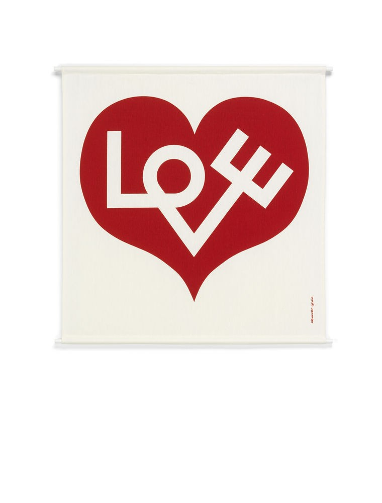 Environmental Wall Hanging - Love Heart | Vitrapoint Düsseldorf