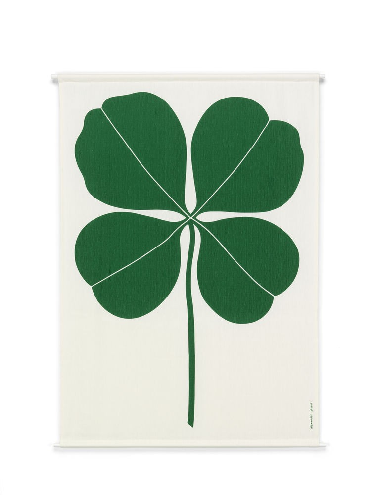 Environmental Wall Hanging - Four Leaf Clover | Vitrapoint Düsseldorf
