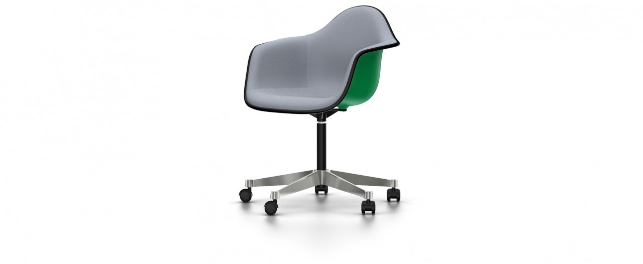PACC mit Vollpolster - Eames Plastic Armchair