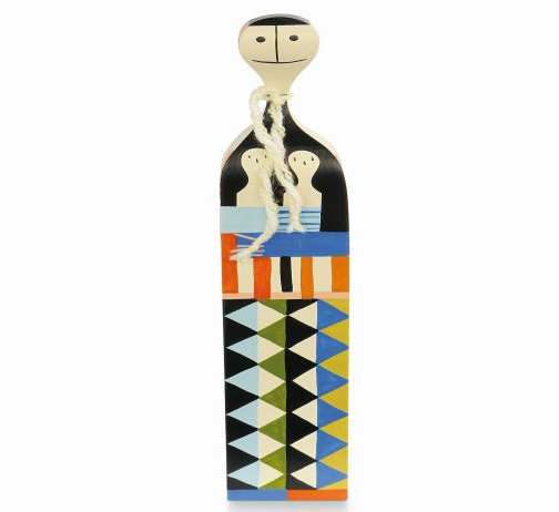 Wooden Doll No. 5