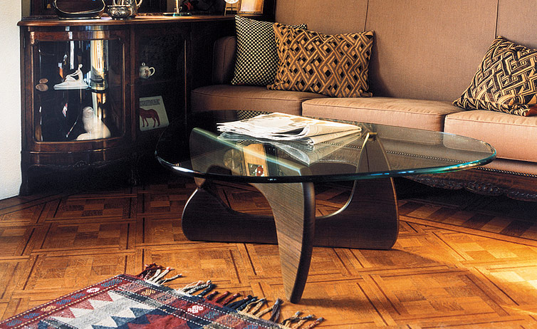 noguchi coffee table original online kaufen vitrapoint d sseldorf. Black Bedroom Furniture Sets. Home Design Ideas