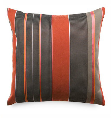 Repeat Classic Stripe poppy