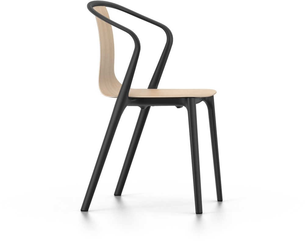 Belleville Armchair Wood