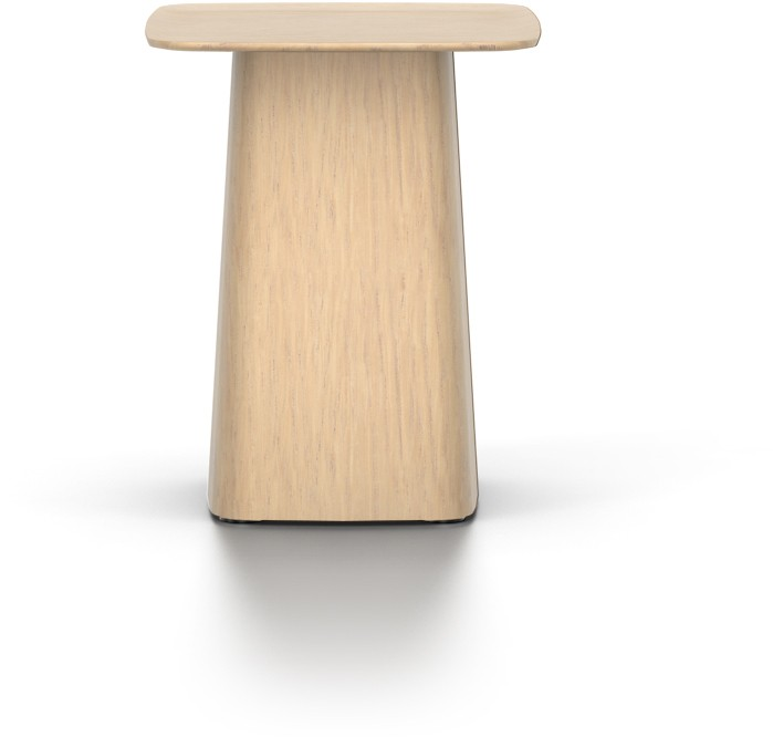Outlet vitra Wooden Side Table S Eiche hell