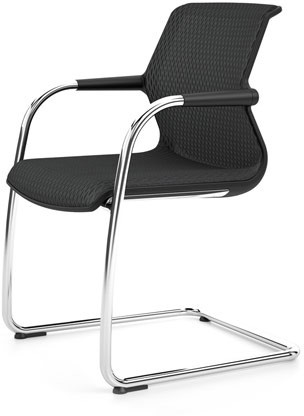 Unix Chair Freischwinger, stapelbar