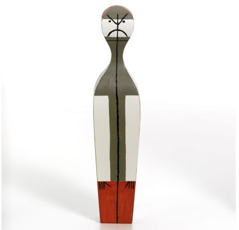 Wooden Doll No. 14
