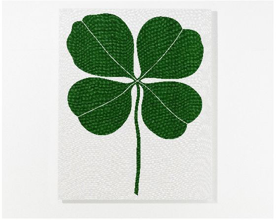 Environmental Enrichment Panels: Four Leaf Clover