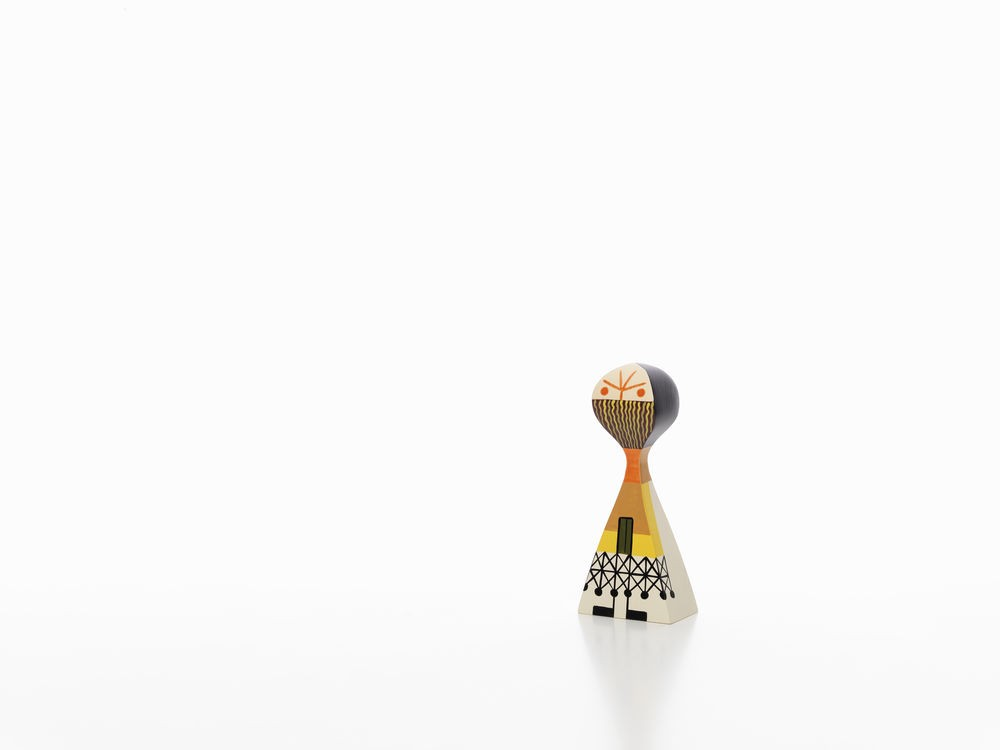 Wooden Doll No. 13