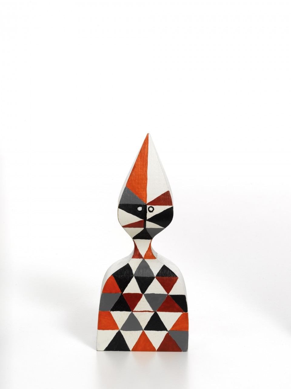Wooden Doll No. 12