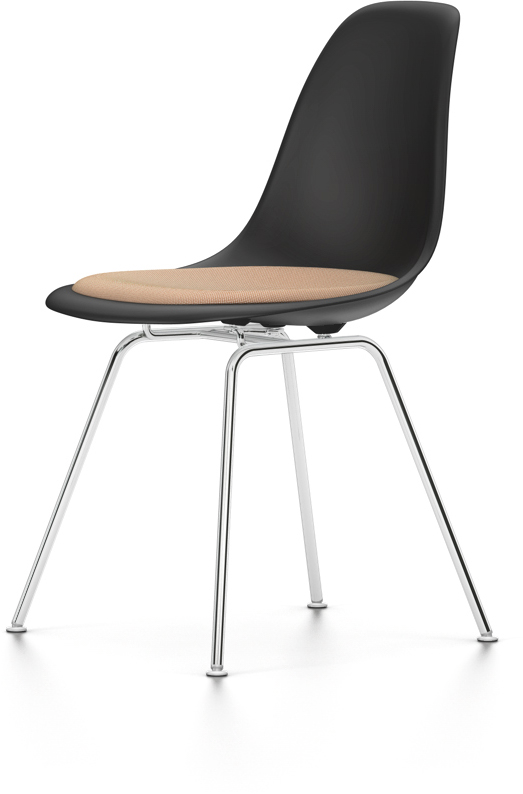 eames dsx mit sitzpolster original online kaufen vitrapoint d sseldorf. Black Bedroom Furniture Sets. Home Design Ideas