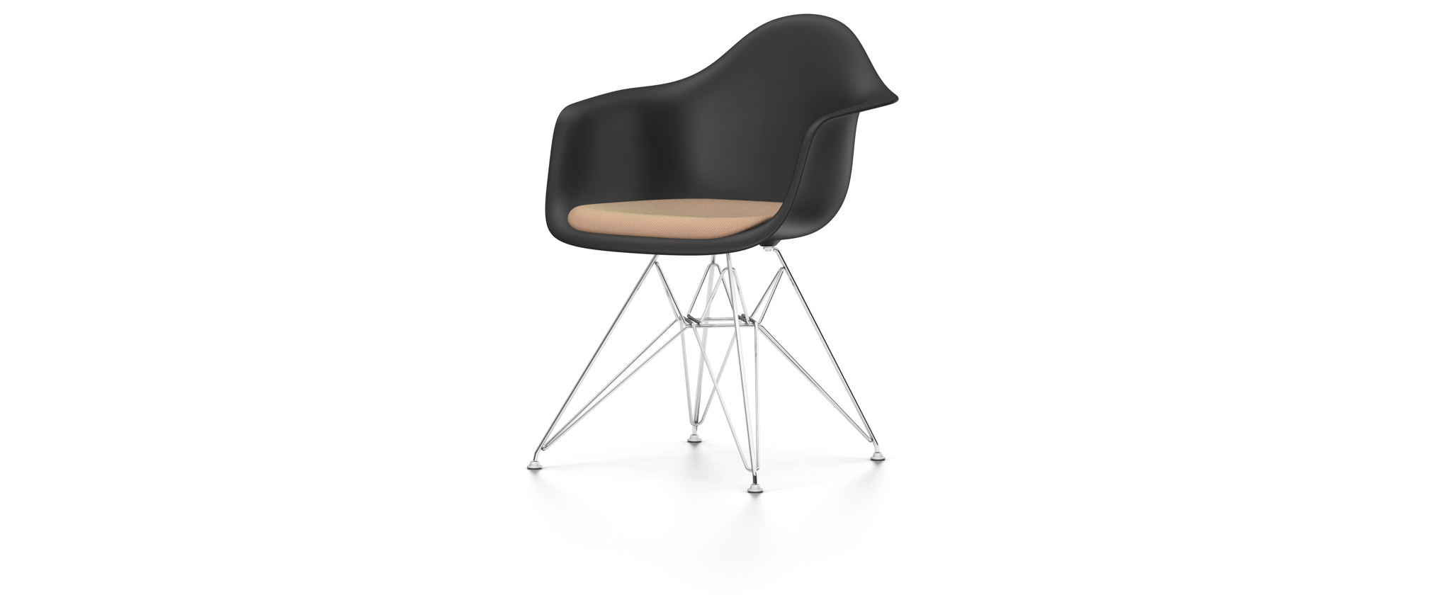 eames dar mit sitzpolster online kaufen original vitrapoint d sseldorf. Black Bedroom Furniture Sets. Home Design Ideas