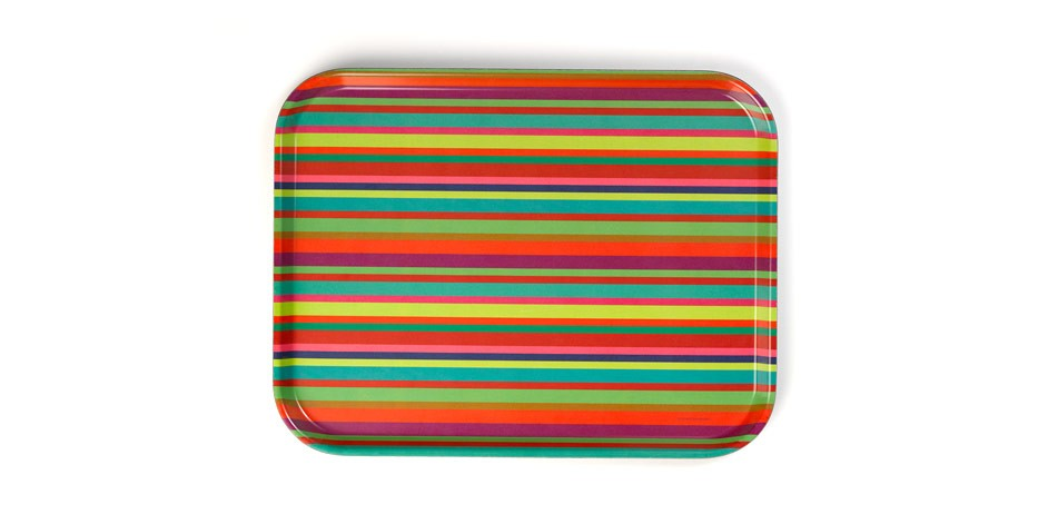 Classic Tray Millerstripe