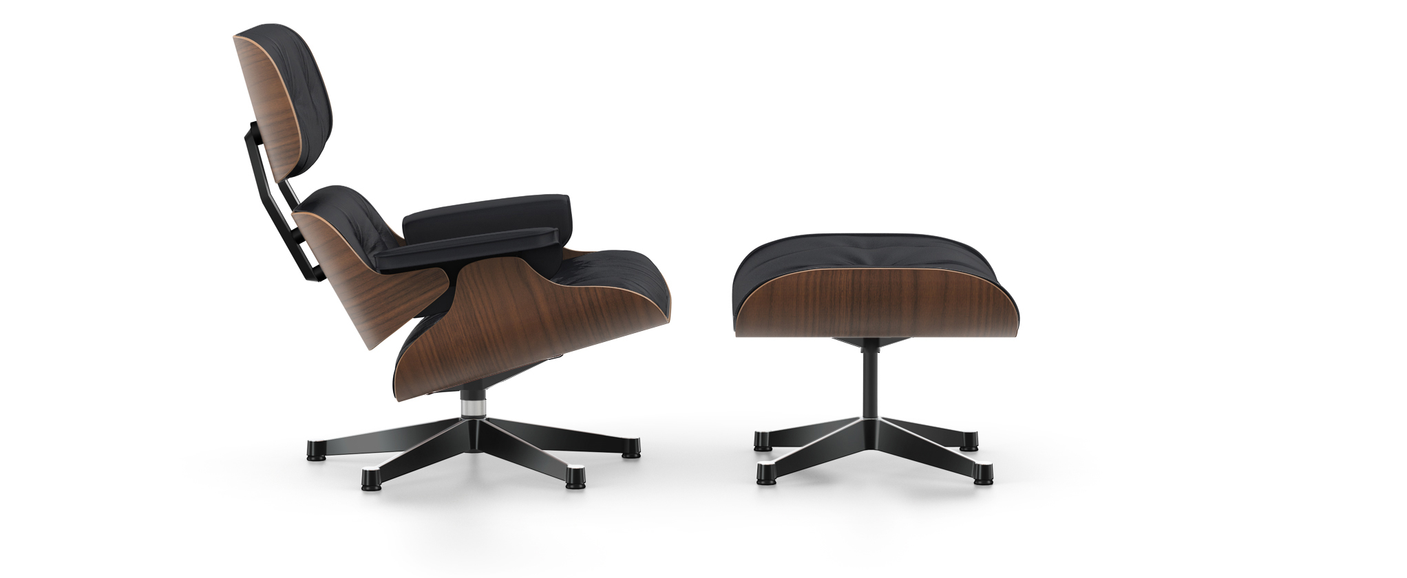 eames lounge chairs kaufen vitrapoint d sseldorf. Black Bedroom Furniture Sets. Home Design Ideas