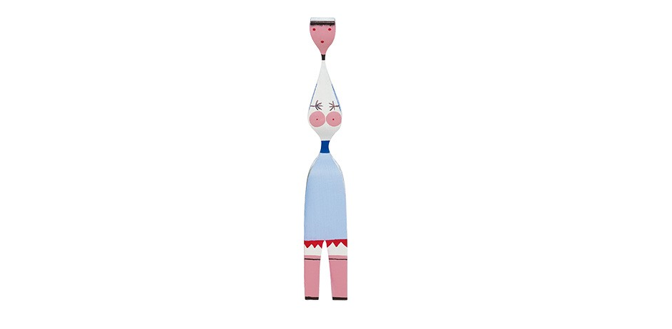 Wooden Doll No. 7