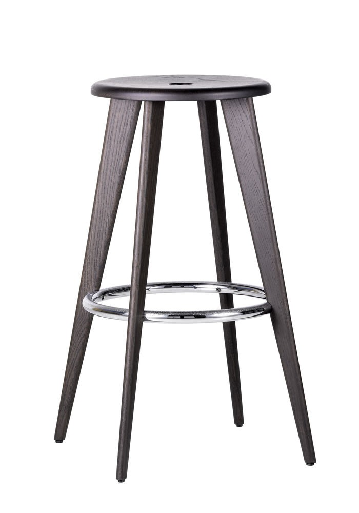 Outlet vitra barhocker tabouret eiche dunkel outlet for Barhocker outlet