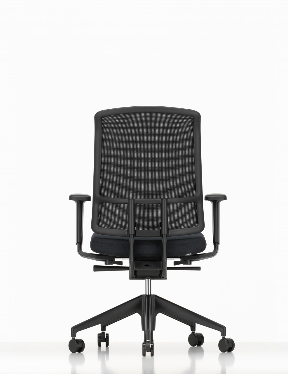 Outlet vitra AM Chair schwarz