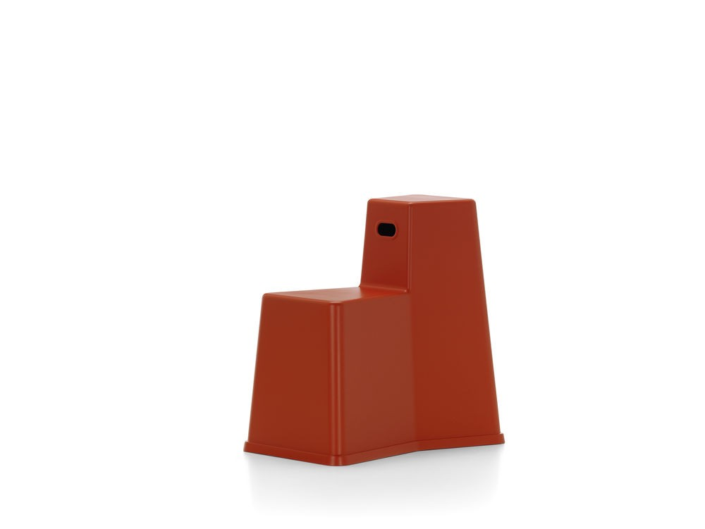 Stool Tool, poppy red | Vitrapoint