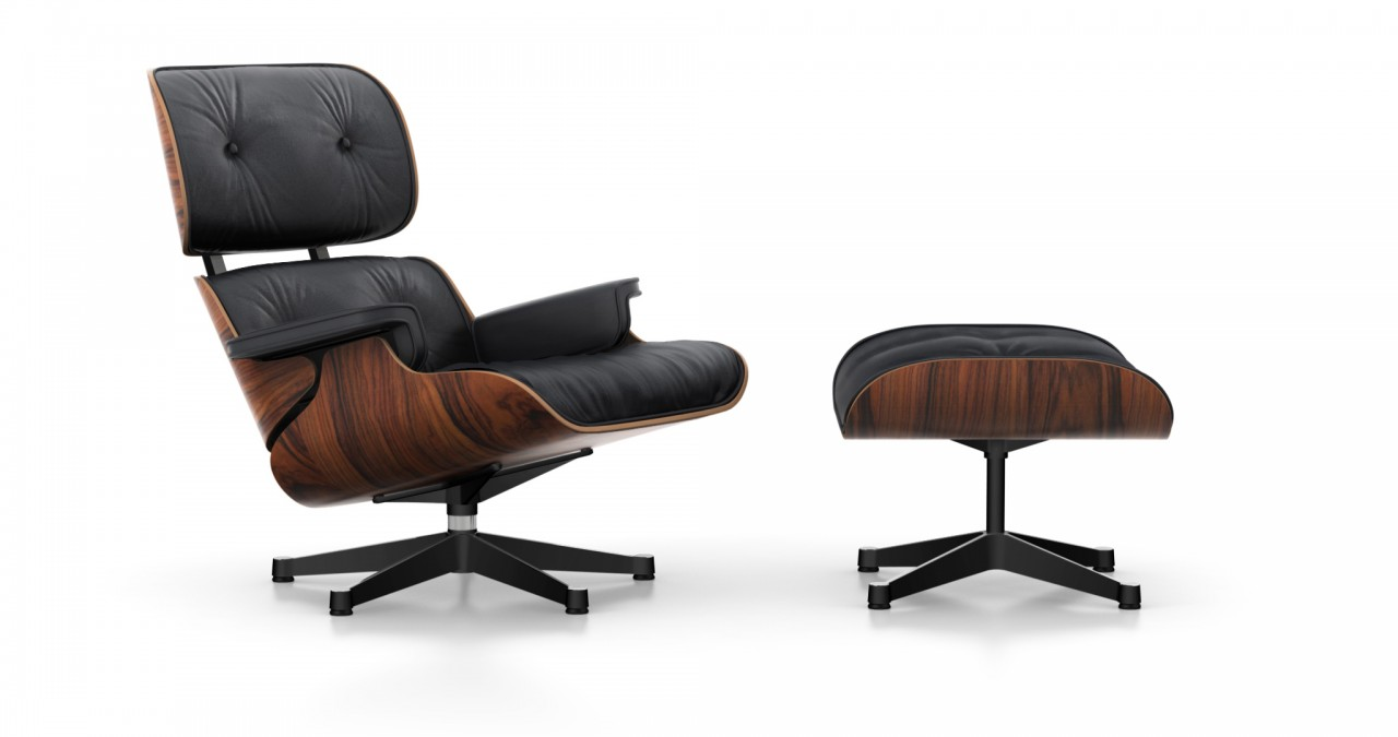 Eames Lounge Chair Vitrapoint Dusseldorf